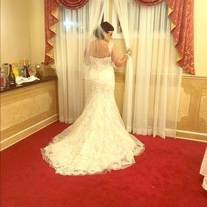 Gatsby Inspired Wedding Gown!!!